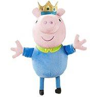 Prasátko Peppa - plyšový princ George 35,5 cm - Plyšák