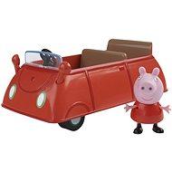 Prasátko Peppa - Rodinné auto + figurka - Herní set