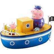 Prasátko Peppa - Loď + 3 figurky - Herní set