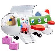 Prasátko Peppa - Letadlo + figurka - Herní set