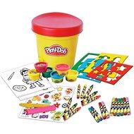 Play-Doh – Kreativní kyblík - Kreativní sada