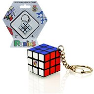 Rubik's Cube 3×3 Key Chain - Brain Teaser
