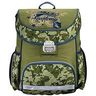 Hama Aktovka Army - Školní batoh