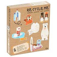 Set Re-cycle me – zimní - Herní set