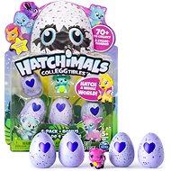 Hatchimals Sběratelská zvířátka, 4+1 - Figurky