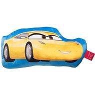 Cars 3 - 3D polštář Cruz Ramirez - Polštář