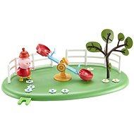 Prasátko Peppa - Houpačka s figurkou - Herní set