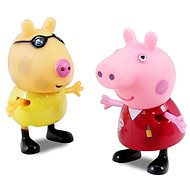 Prasátko Peppa - figurky 2ks Peppa + Pedro - Herní set