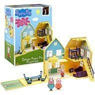 Prasátko Peppa - domeček de Lux + 4 figurky a příslušenství - Herní set