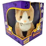 Puszek kočička - Interaktivní hračka