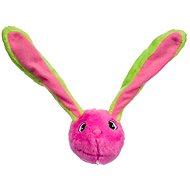Bunnies Fantasy Králíček s magnetky tyrkysovo-růžový - Plyšák