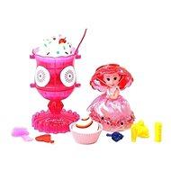 Cupcake sada Zmrzlinový pohár růžový