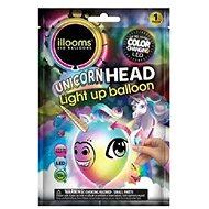 LED balónky - vytvoř si svého jednorožce - Herní set
