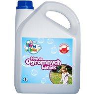 Fru Blu Velké bubliny náplň 3L - Příslušenství ke kreativní sadě