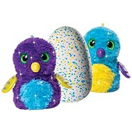 Hatchimals Třpytivá Draggle - Interaktivní hračka