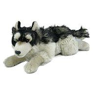Vlk ležící - Plyšák