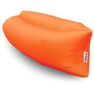Chillbilly nafukovací sedací pytel oranžový - Sedací vak