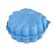 Paradiso Shell with Cover Blue - Sandpit