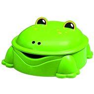 Žába zelená s víkem - Pískoviště