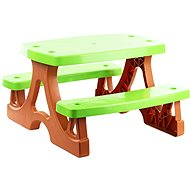 Piknikový stolek a lavičky - Dětský nábytek