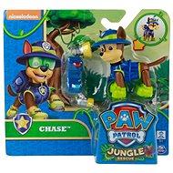 Tlapková patrola Jungle Rescue Chase s batohem - Figurka