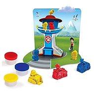 Tlapková patrola Modelovací hrací sada s doplňky - Herní set