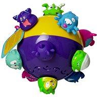 Chuckle Ball skákající míč se zvuky - Didaktická hračka