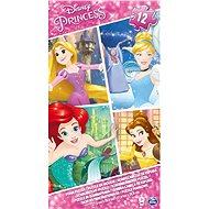 Pěnové puzzle Disney princezny - Pěnové puzzle