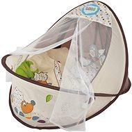 Ludi Cestovní postýlka / hnízdo pro miminko Nature - Hnízdo pro miminko