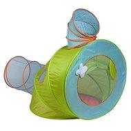 Ludi Skládací stan s tunelem - Dětský stan
