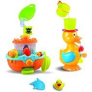 Ludi Dárková sada hraček do koupele - Hračka do vody