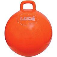Ludi Skákací míč 55cm oranžový - Dětské hopsadlo