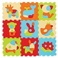 Ludi 90 x 90cm Animals - Foam Puzzle