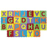 Ludi 199x115 cm Písmena - Pěnové puzzle