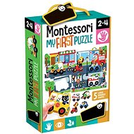 Montessori - My first puzzle - City - Puzzle