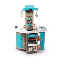 Smoby Tefal Bubble Foldable Electronic Kitchen Set, Blue - Children's Kitchen Set