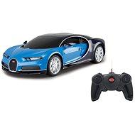 Jamara Bugatti Chiron 1:24 blue 40MHz  - RC auto na dálkové ovládání