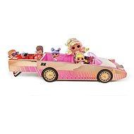 L.O.L. Luxusní auto s bazénem a tanečním parketem - Doplněk pro panenky