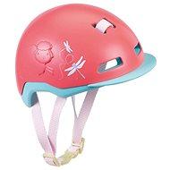 Doplněk pro panenky Baby Annabell Helma na kolo