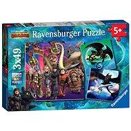 Ravensburger 080649 Jak vycvičit draka 3