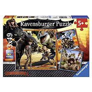 Ravensburger 092581 Jak vycvičit draka  - Puzzle