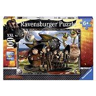Ravensburger 105496 Jak vycvičit draka  - Puzzle