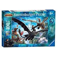 Ravensburger 109555 Jak vycvičit draka 3  - Puzzle