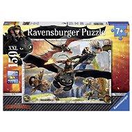 Ravensburger 100156 Jak vycvičit draka: Vycvičení draci - Puzzle