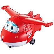 Super Wings - Transformuj Robota - Jett - RC Letadlo