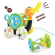 Yookidoo - Tahací kachna - Interaktivní hračka