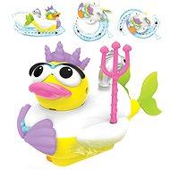 Yookidoo - Kreativní plavací kachna - Mořská panna - Hračka do vody