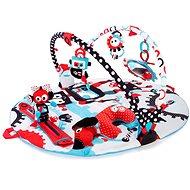 Yookidoo - Hrací deka s hrazdou - Země robotů - Hrací deka