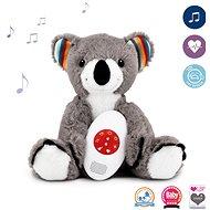 ZAZU - Koala COCO s tlukotem srdce a melodiemi - Hračka pro nejmenší