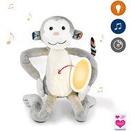 ZAZU - Opička MAX plyšové noční světlo s melodiemi - Hračka pro nejmenší